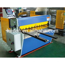 manual sheet metal shearing machine qh11d-2.5*2500 /small plate shearing machine/aluminum cutting machine